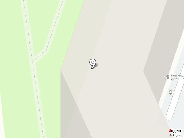 Чист`ок на карте Новороссийска