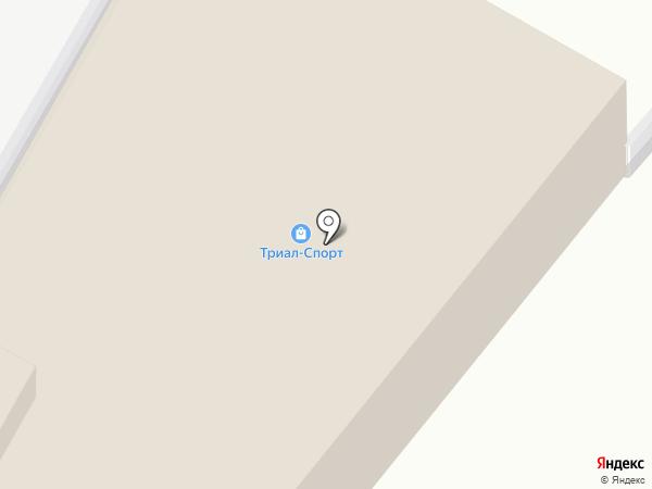 ЛЕТТО на карте Новороссийска