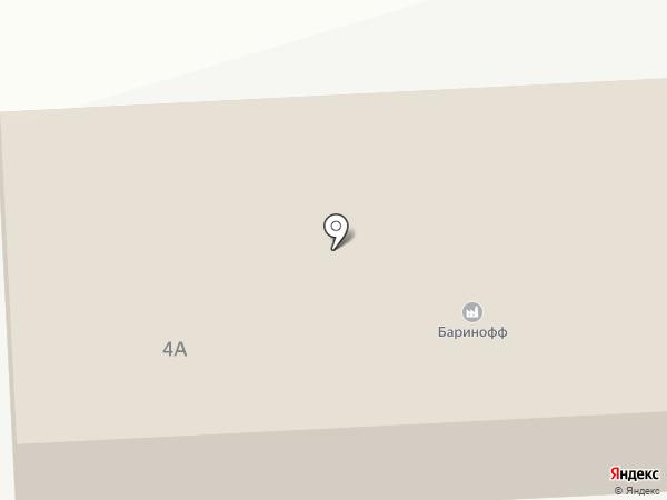 КПД М на карте Мытищ