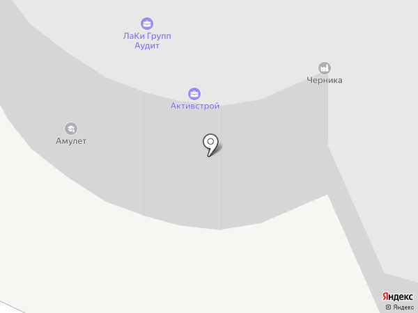 Аббис Групп на карте Москвы