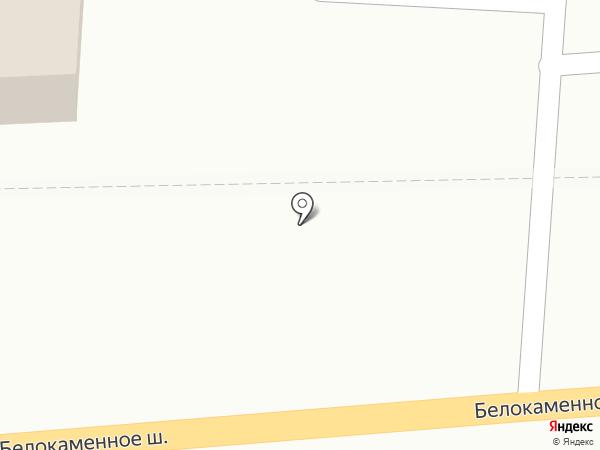 Цветочный магазин на карте Видного