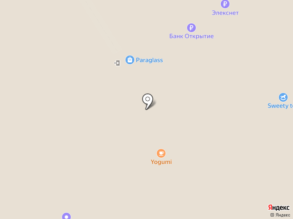 Солнечный зайчик на карте Москвы