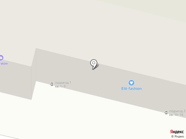 Феникс на карте Домодедово