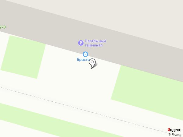 Мособлмедсервис, ГБУ на карте Домодедово