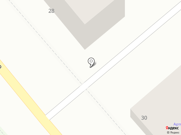 Магазин кованых дисков на карте Новороссийска