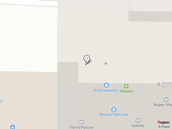 Аптечный пункт на карте Домодедово
