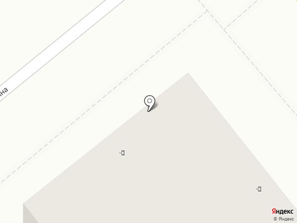 ГУЖФ на карте Новороссийска