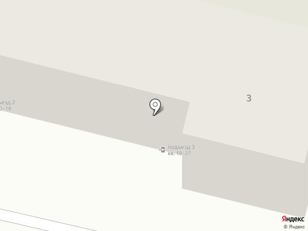 Патриот на карте Домодедово
