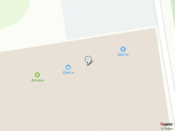 Ваш мясной на карте Москвы