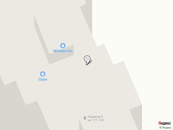 Юг недвижимость на карте Домодедово