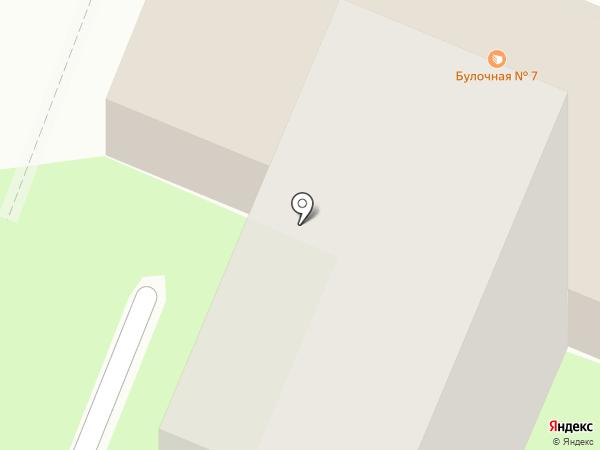 Леди Мармелад на карте Новороссийска