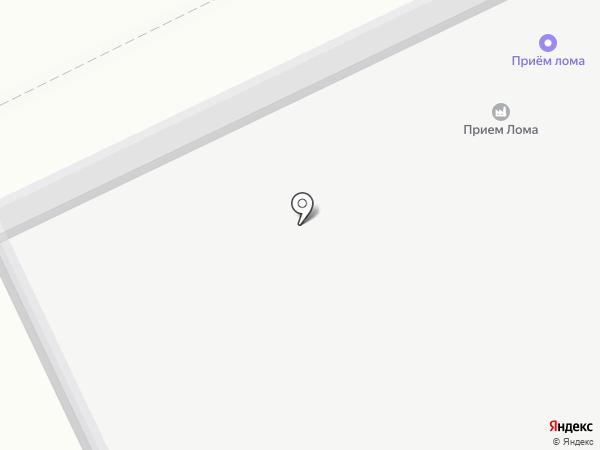 Пункт приема цветного металла на карте Москвы