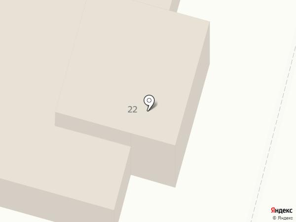 Дом культуры им. Маркова на карте Новороссийска