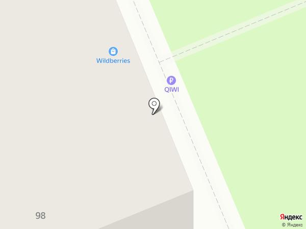 Мечта на карте Домодедово