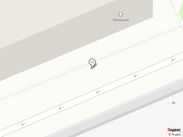Фламинго на карте Домодедово