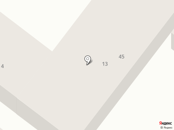 Аарон на карте Новороссийска