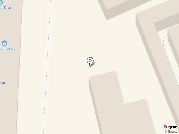 Платный общественный туалет на карте Домодедово