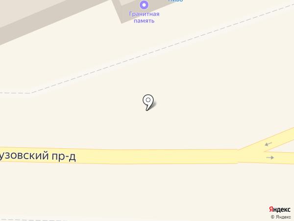 ГНЕЗДО на карте Домодедово