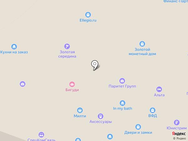 Широкий формат на карте Мытищ