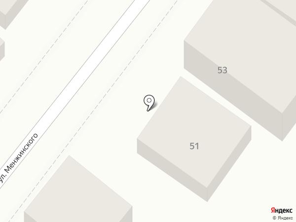 ДОКТОР-ХОЛОД на карте Новороссийска