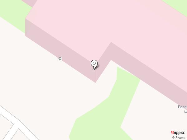 Клинико-диагностический центр, МАУ на карте Новороссийска