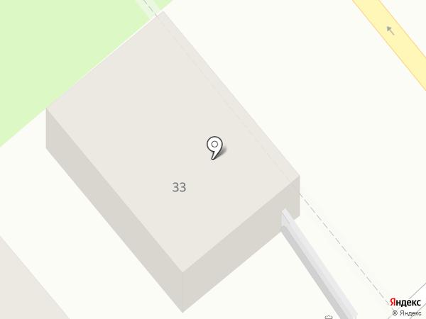 Хмельнофф на карте Новороссийска
