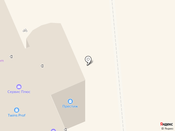 Секси Хаус на карте Домодедово