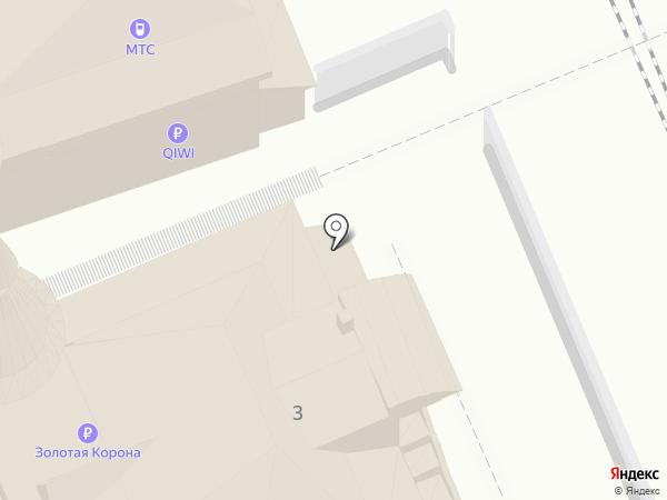 РосДеньги на карте Домодедово