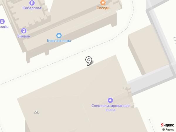 CyberPlat на карте Домодедово