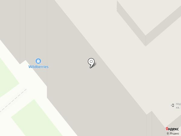 Павловская Мебельная Фабрика на карте Домодедово