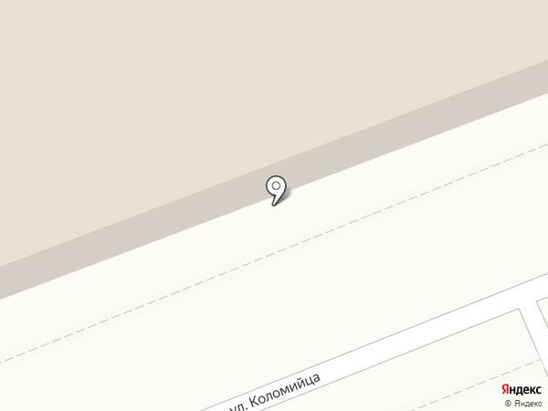 Спорт на карте Домодедово