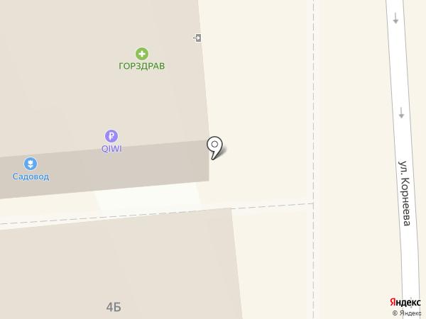 Магазин одежды и товаров для дома на карте Домодедово