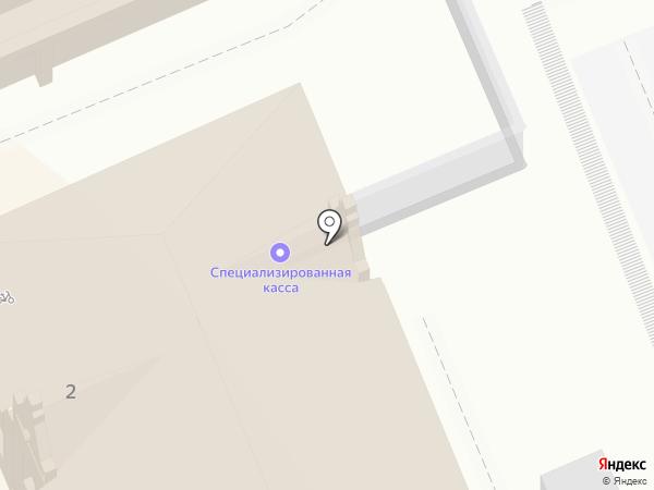 Мобил Элемент на карте Домодедово