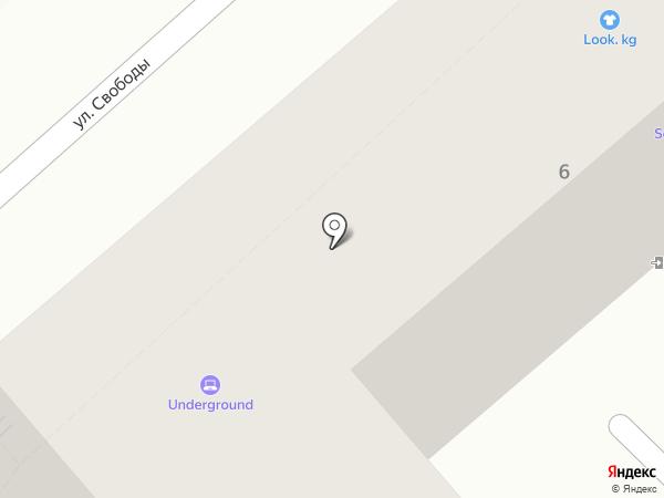 Карамель на карте Новороссийска