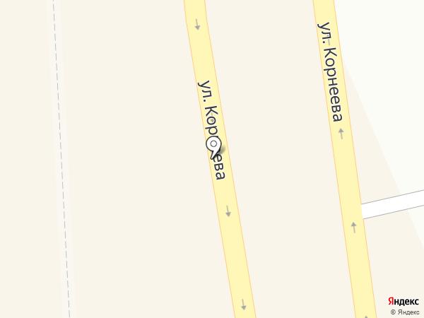 Фанфан Тюльпан на карте Домодедово