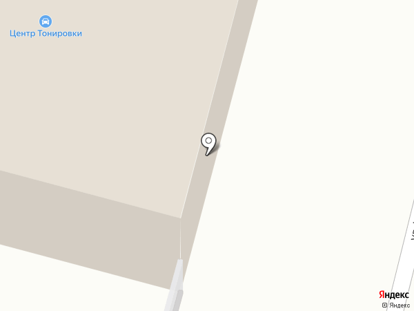 Дом BMW на карте Мытищ