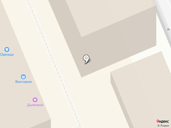Медиа-Селект на карте Домодедово