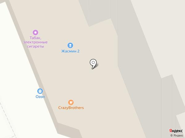 ПЛАНЕТА на карте Домодедово