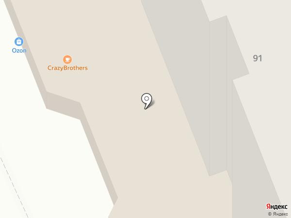 Адвокатская контора на карте Домодедово