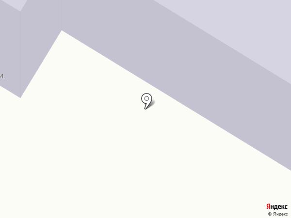 Геликум на карте Москвы