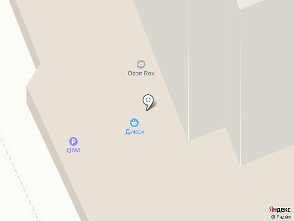 ГорЗдрав на карте Домодедово