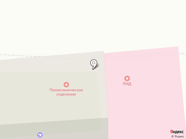 Стационарное отделение на карте Новороссийска