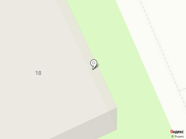 Такси Домодедово на карте Домодедово