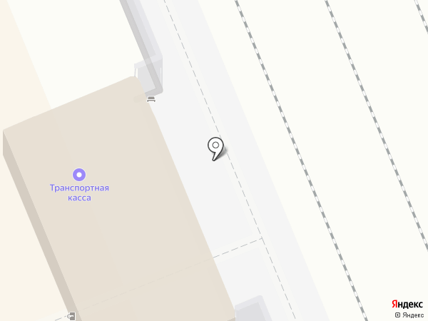 Магазин по продаже фруктов и овощей на карте Домодедово