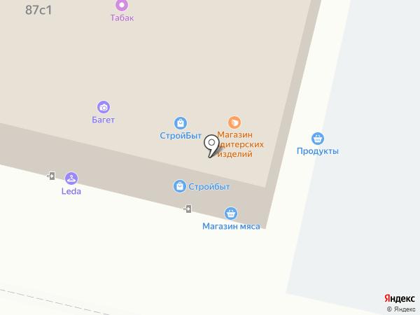 Ив-Арт на карте Москвы