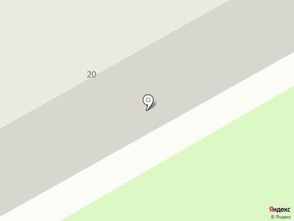 Магазин теплых полов на карте Москвы