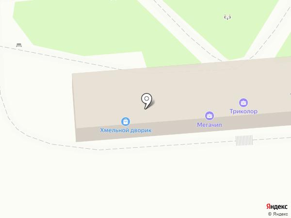 Живое на карте Новороссийска