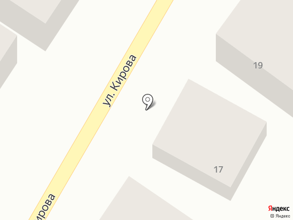 Библиотека №13 на карте Новороссийска