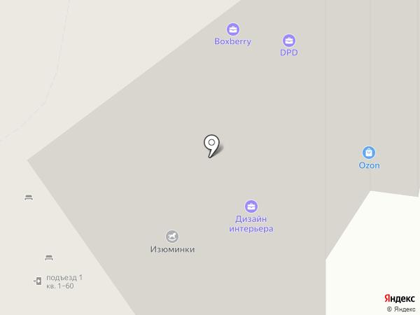 Елкухочу.рф на карте Москвы