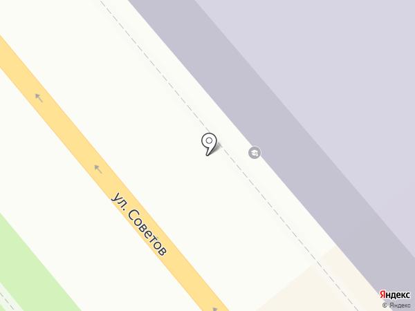 Банкомат, Минбанк, ПАО на карте Новороссийска